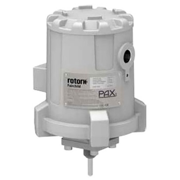 rotork fairchild pax1 pneumatic pressure regulator