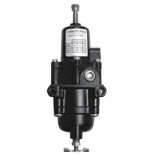 rotork fairchild pneumatic filter service regulator