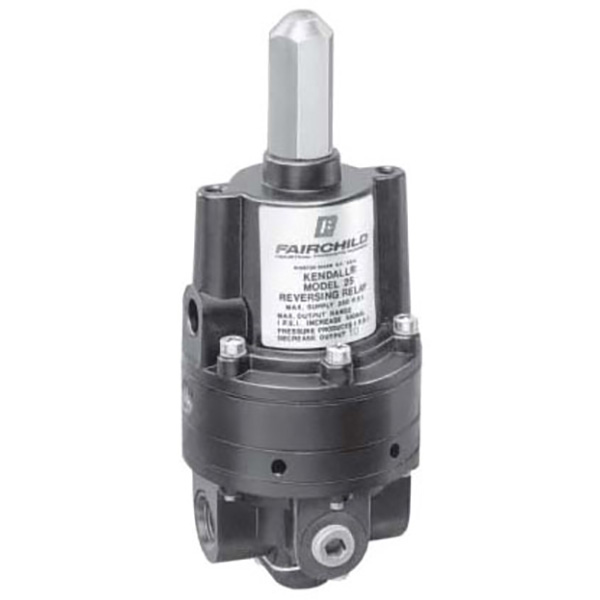rotork fairchild pneumatic reversing relay
