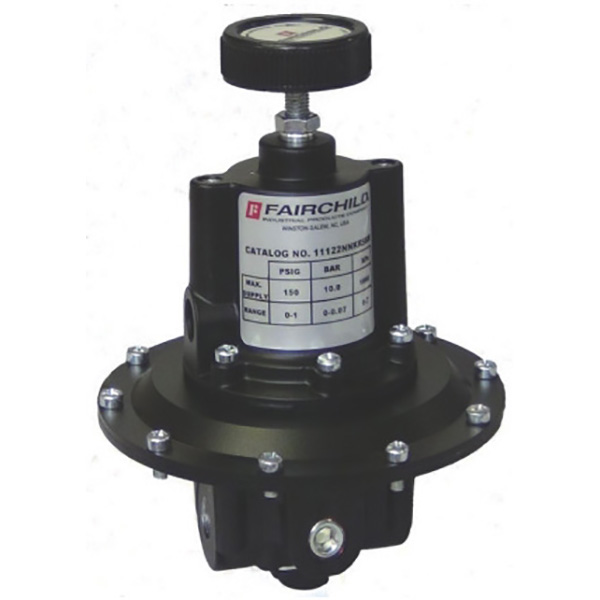 Rotork Pneumatic Precision Low Pressure Regulator
