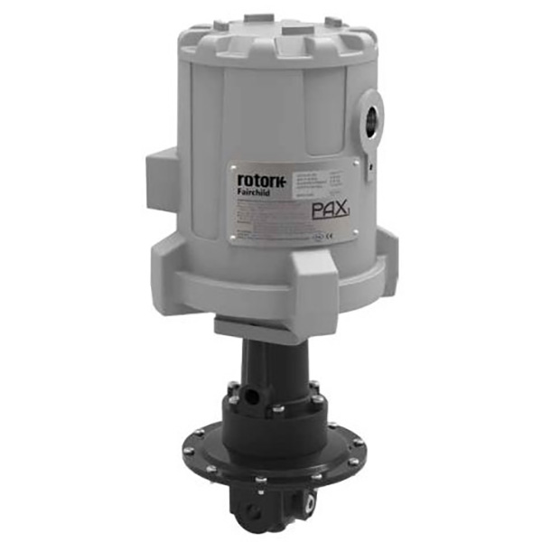 Rotork Pneumatic Precision Pressure Regulator