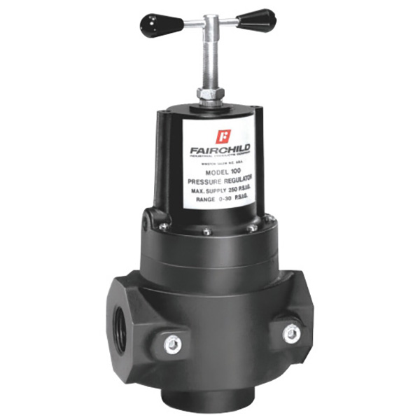 Rotork Pneumatic Precision High Pressure Regulator