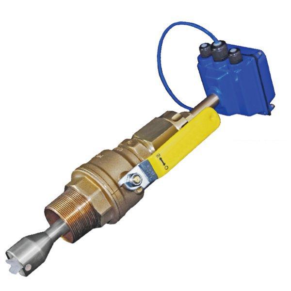 Seametrics Hot-Tap Paddlewheel Flow Sensor IP150B