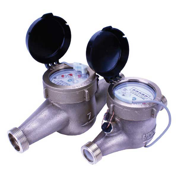 Seametrics Certified Cold Water Pulse Meter MJNR-100-1G