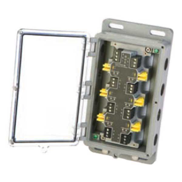 StoneL FieldBlock Enclosure Swtich Drop Connector FNS06CG01A