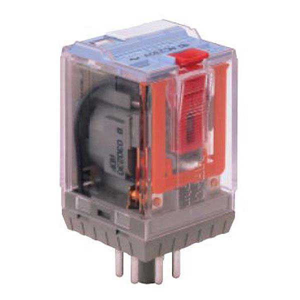 C2-A20X/120VAC TURCK Releco 2-Pole Changeover Relay DPDT 10A 120 VAC Coil Interface Relay