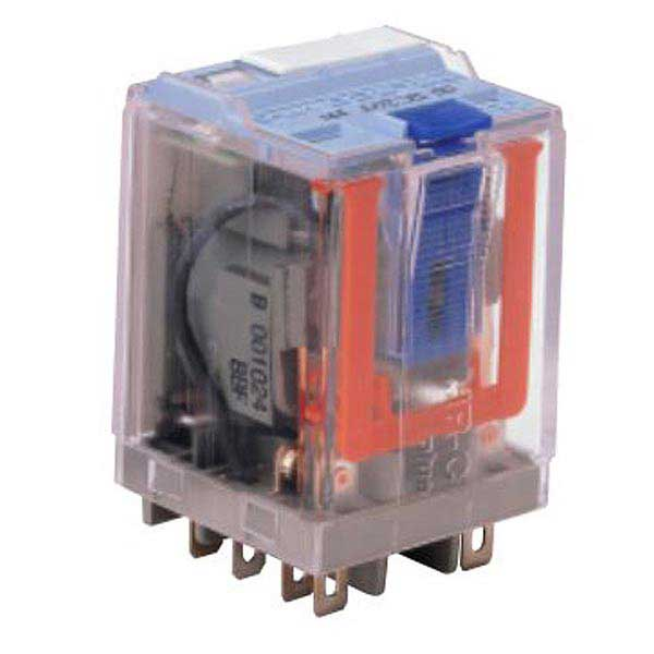 C5-A20X/024VAC TURCK Releco 2-Pole Plug-In LED 24 VAC Interface Relay