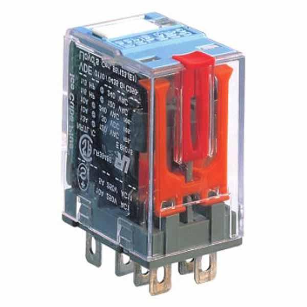 C7-A20DX/048VDC TURCK Releco 2-Pole Mini Power Plug-In Interface Relay