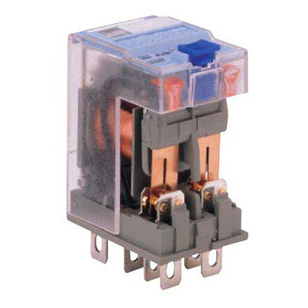 C7-T21X/120VAC TURCK Releco 2-Pole Twin Contact Plug-In Interface Relay