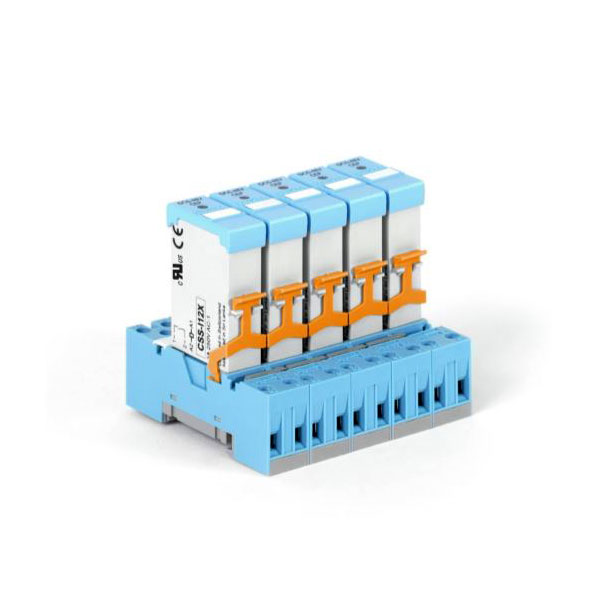 CSS-N13X/DC5-48V TURCK Releco Solid State 48 VDC Interface Relay