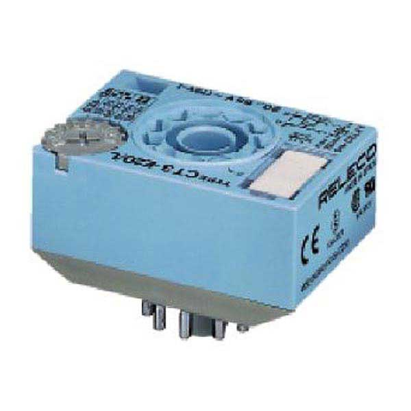 CT 2-E30/H TURCK Releco 8 and 11-Pin Time Cube 90-265V Range Interface Relay