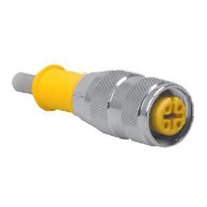 RK 4.4T-2 TURCK M12 Eurofast 4-wire straight cordset