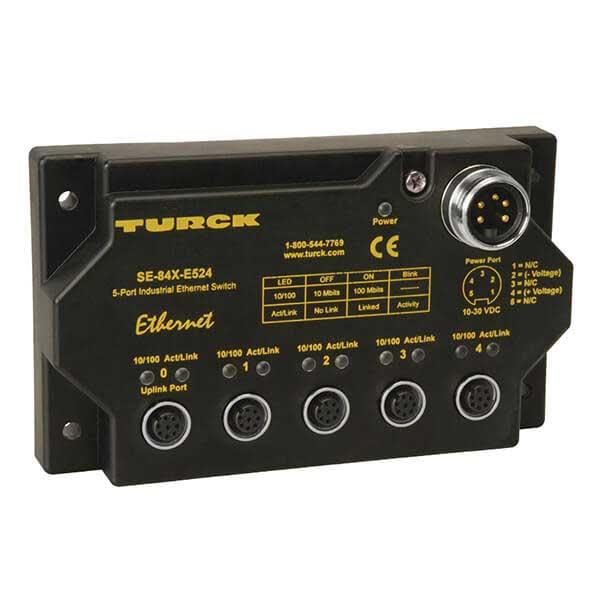 SE-44X-E524 TURCK on-machine ethernet switch