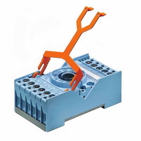 S3-B TURCK Releco 3-Pole 1-Level Socket for 11-Pin Relay