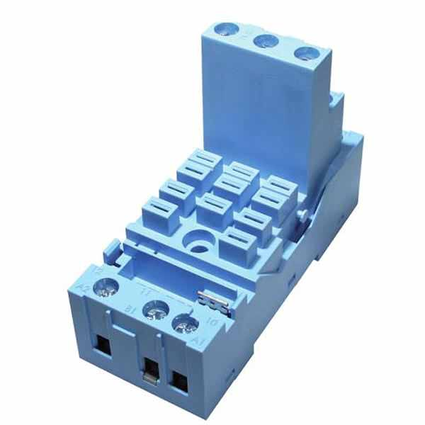 S5-M TURCK Releco 3-Pole 3-Level Plug-In 16A 400V Socket for Square Relay