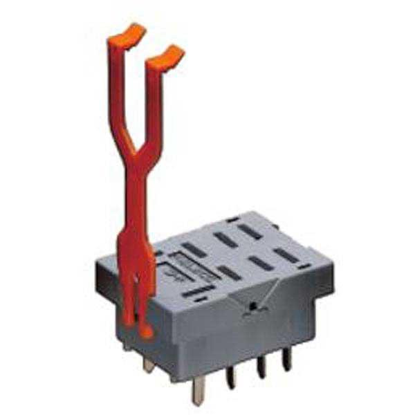S7-P TURCK Releco 2P Printed Circuit Socket
