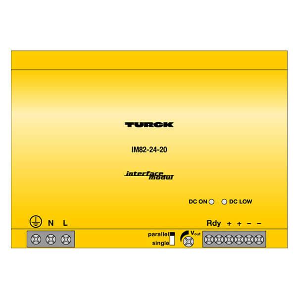 IM82-24-20 TURCK switching power supply