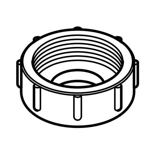 Walchem EH0295 Automatic Degassing Valve Lock Nut