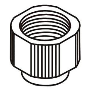 Walchem EH2363 Electronic Metering Pump Coupling Nut