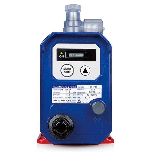 Walchem EJ-B09VCUR EJ Series Pump Meter