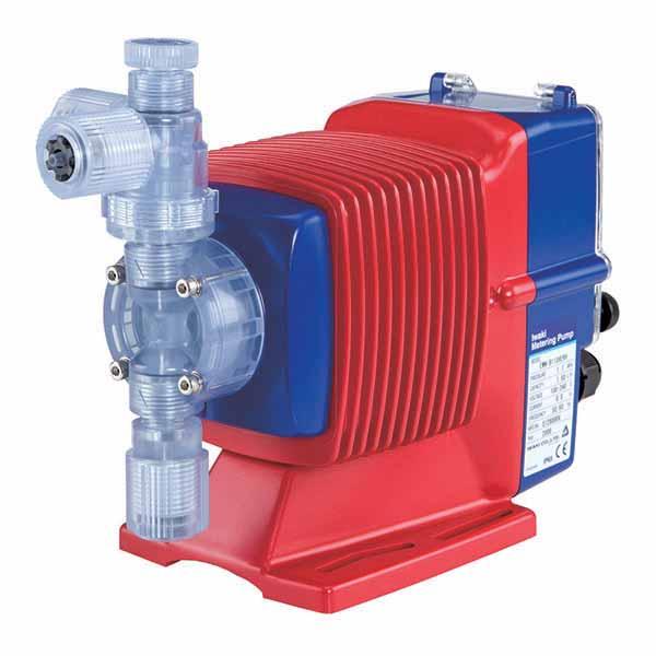 Walchem EWN-B31TC2RM EWN R Series Pump Meter