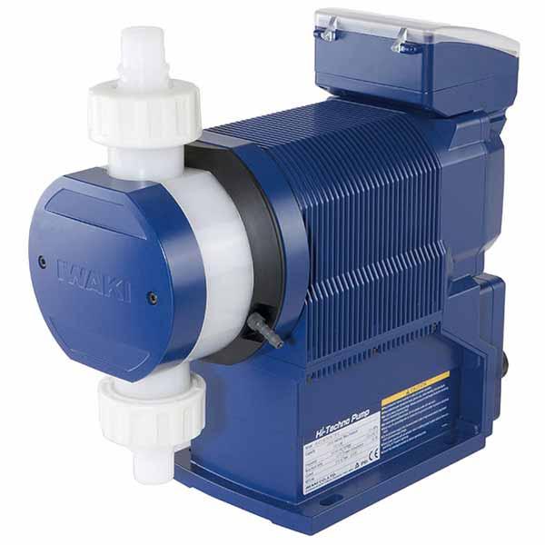 Walchem IX-C060TCFA-LFU IX Series Pump Meter