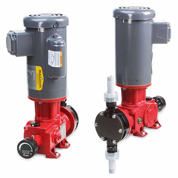 Walchem LKN55N-TC LKN Series Pump Meter