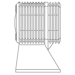 Walchem ZB11-D1 Electronic Metering Pump Drive Unit