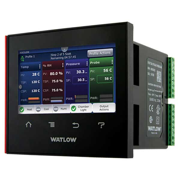 Watlow integrated controller F4T1B5BAA1A8AAA