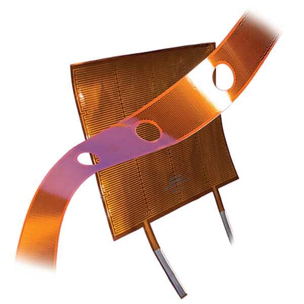 Watlow polyimide heaters K020100C3-0009B
