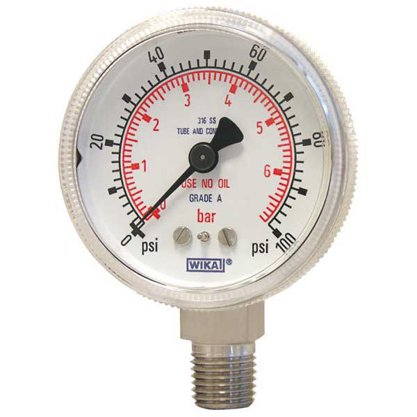 WIKA 130-15 Pressure Guage 4304489