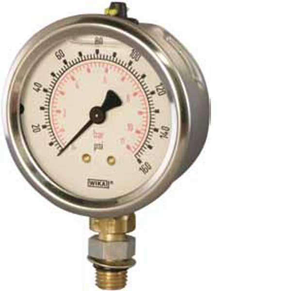 213.53 Pressure Gauge