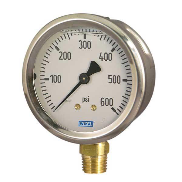 WIKA 21X-53 SS Pressure Guage 4315146
