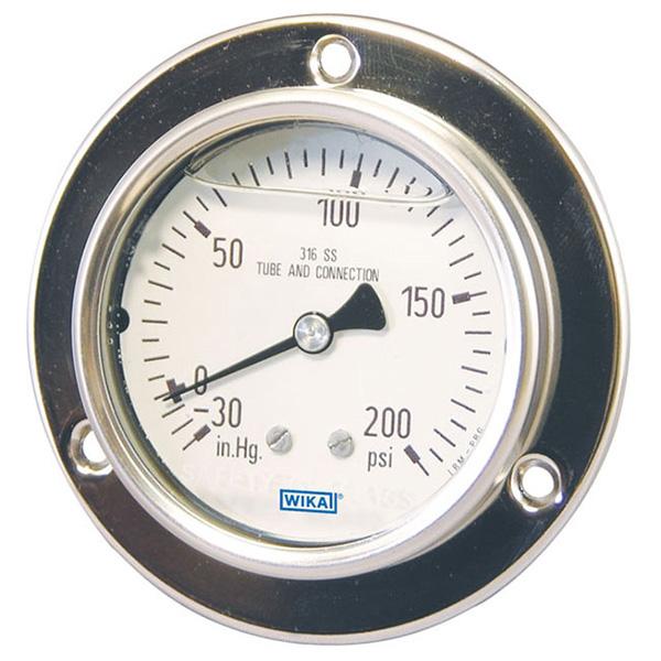 WIKA 4283044 Mechanical Pressure Gauge