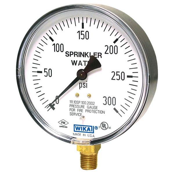 WIKA 50331884 Mechanical Pressure Gauge