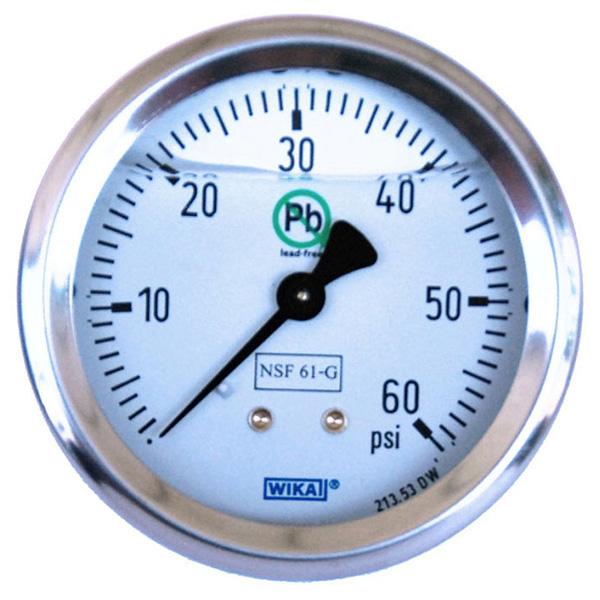 WIKA 52572692 Pressure Gauge