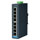 Advantech 8-port Unmanaged Ethernet Switch