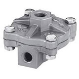 ASCO V043 Light Weight High Flow Quick Exhaust Shuttle Valve
