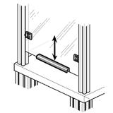 BOSCH bar handle 3842500287