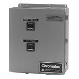 Chromalox Mini SCR Control Panel Two 305592