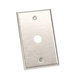 Edwards Push Button Plate