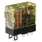 RJ1S-CL-A24 IDEC Plug-In Relay