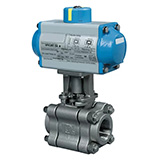Jamesbury Series 4000 Ball Valve