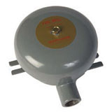Kidde hazard area gray vibrating bell