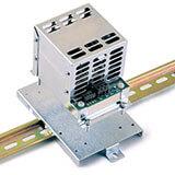 """AC Tech Lenze 844-001 DIN Rail Kit - """"A"""" Size"""