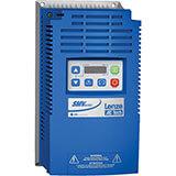 Lenze AC Tech ESV552N04TXB 400/480 VAC Nema 1 (IP31) 7.5 HP SMV VFD Drive Inverters