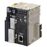Omron CJ1M-CPU13-ETN w/Built-in EtherNet Model CJ1M-CPU13-ETN
