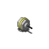 omron e2c series cylindrical inductive proximity sensor