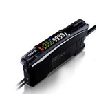 omron e3nx fa series fiber optic amplifier