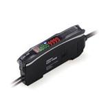 omron e3x series fiber optic amplifier
